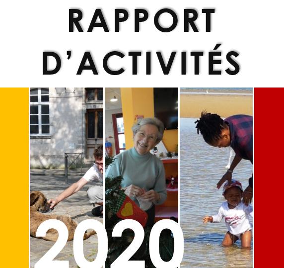 You are currently viewing Rapport d'activités 2020 : une année très impactée par la crise sanitaire
